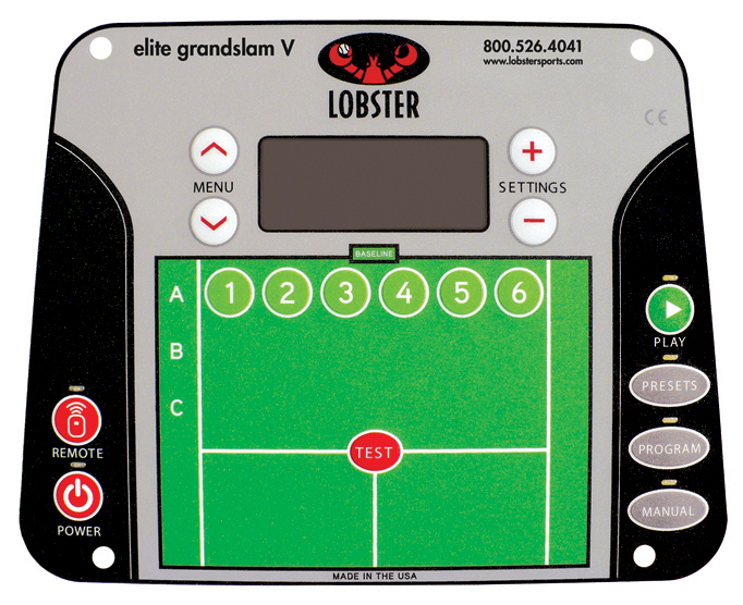 Lobster Grand Slam Ball Machine
